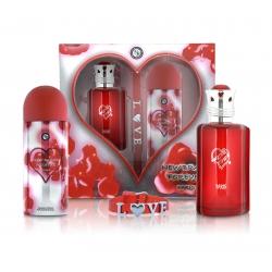 Darilni set parfuma in deodoranta Forever